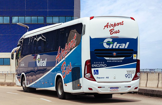 Transfer - Porto Alegre x Gramado x Porto Alegre